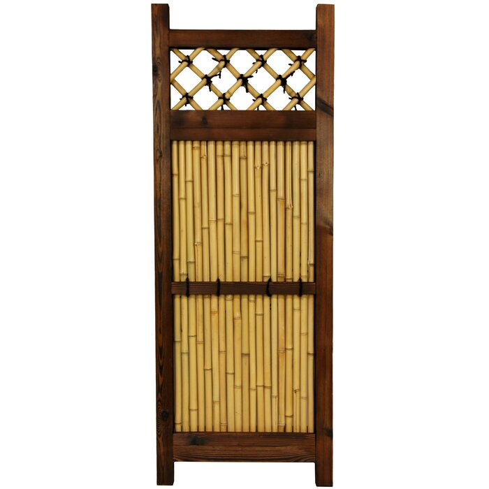 Oriental Furniture 4 Ft H X 1 5 Ft W Japanese Zen Garden Fence