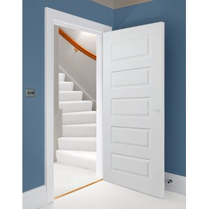 32x84 interior door wayfair rockport mdf 5 panel primed prehung interior door planetlyrics Image collections