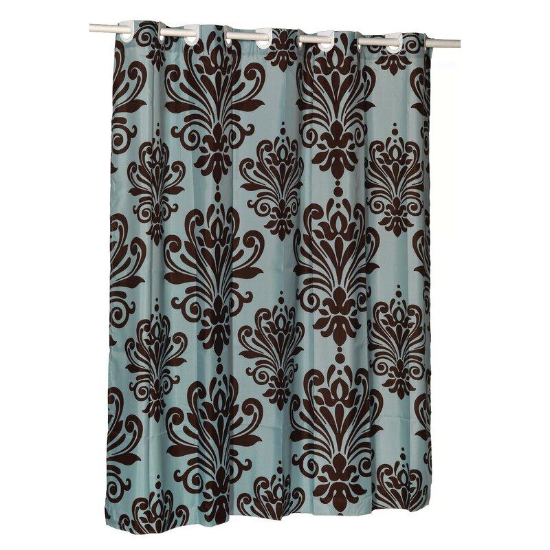 EZ ONR Beacon Hill Shower Curtain