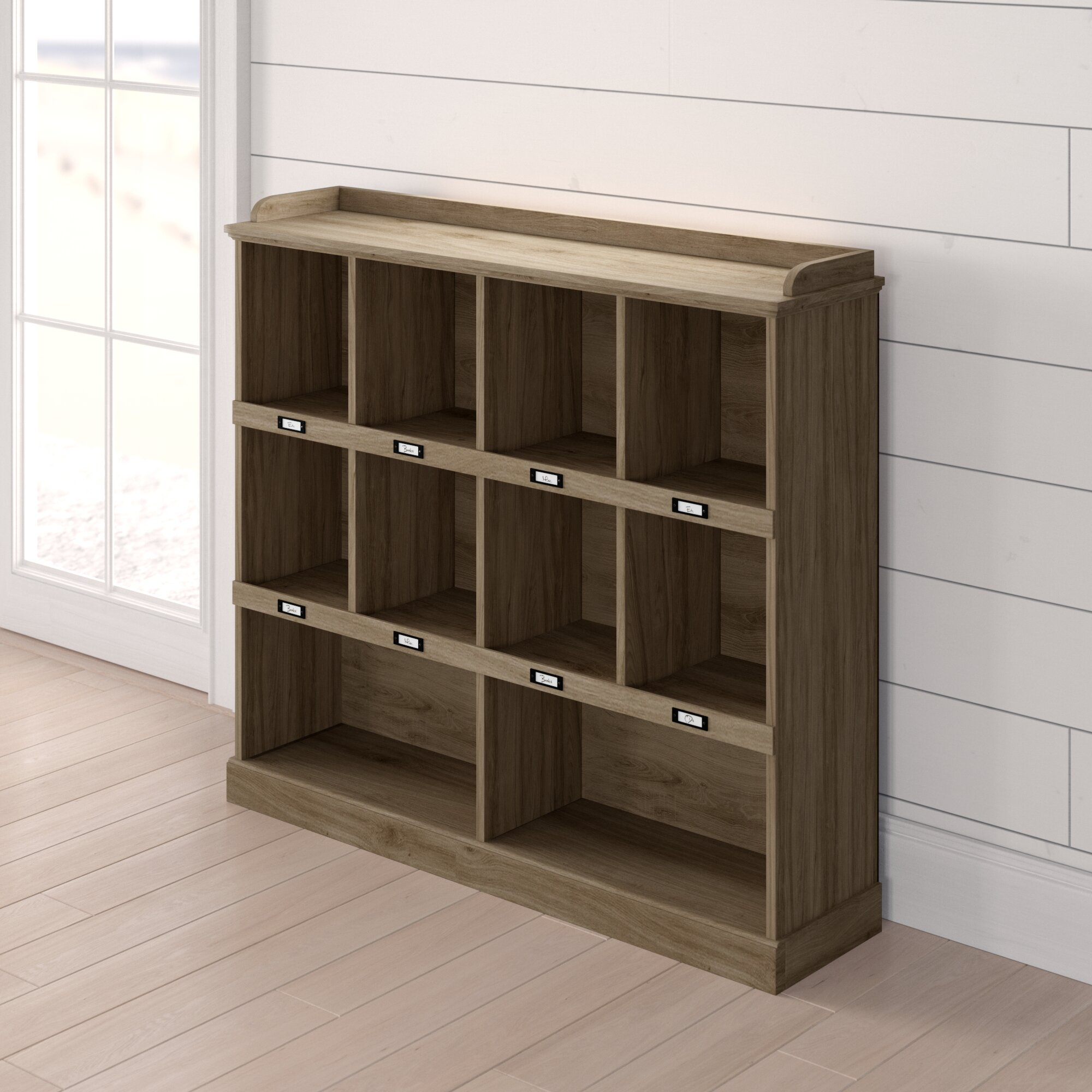 Beachcrest Home Bowerbank Cube Unit Bookcase Reviews
