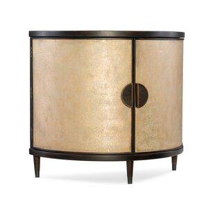 Perfect Melange Em Demilune 2 Door Cabinet