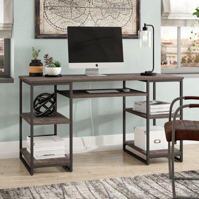 Raw Wood Desk Wayfair