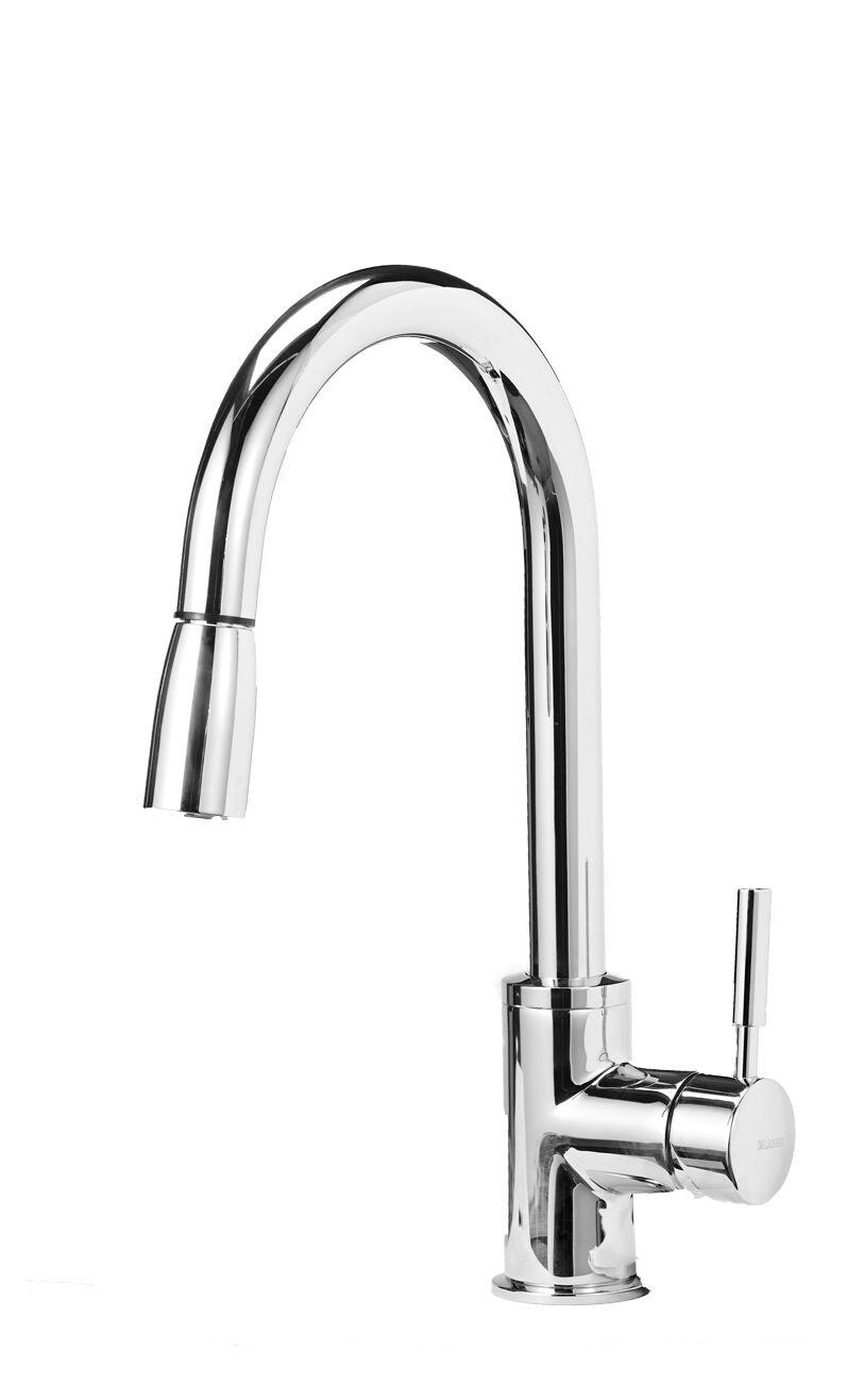 Blanco Sonama Pull Down Single Handle Kitchen Faucet & Reviews | Wayfair