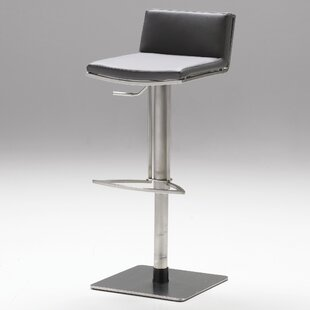Bond Adjustable Height Swivel Bar Stool