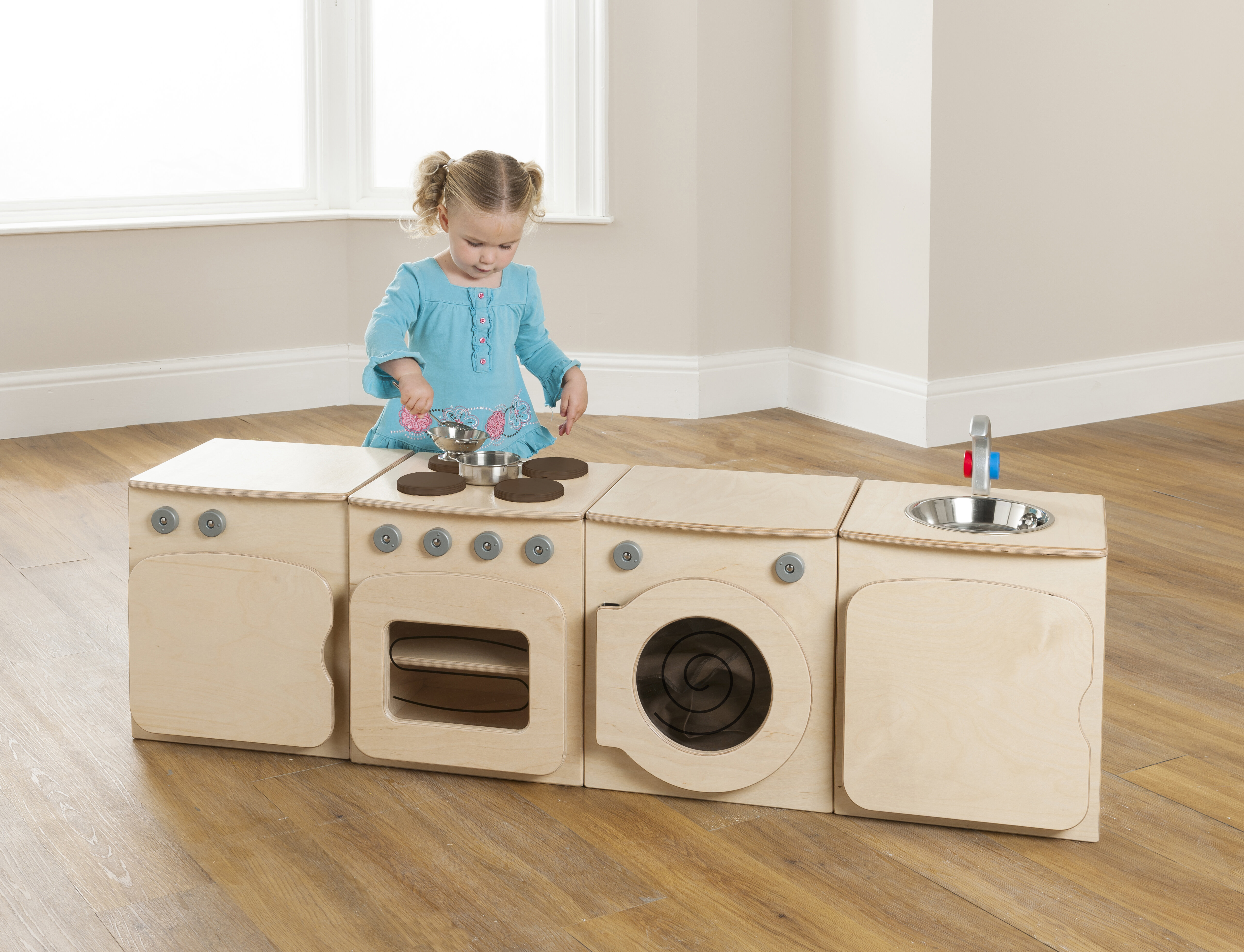 Millhouse 4 piece toddler kitchen set wayfair co uk