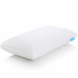 Dual Zone Memory Foam Pillow by Linenspa