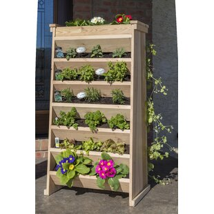 Wall planters vertical gardens you 39 ll love for Flat pack outdoor kitchen