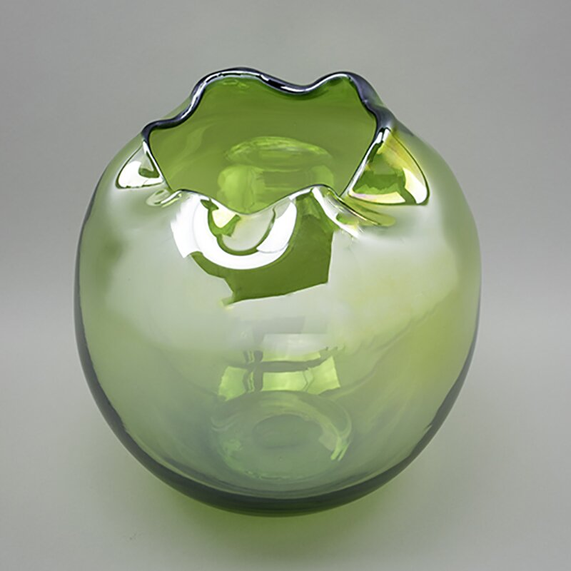 Vasesource Glass Table Vase Reviews Wayfair