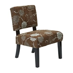 Merkle Floral Side Chair