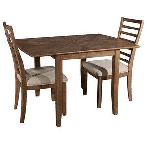 Forsyth 3 Piece Dining Set by Laurel Foun..
