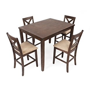 Lagrone Creek 5 Piece Counter Height Dining Set