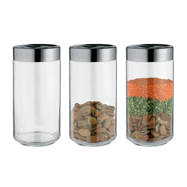 Kitchen Canisters - Modern & Contemporary Designs | AllModern