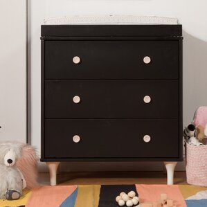 Bassett Changing Table Dresser Combo Product Details Mid Century
