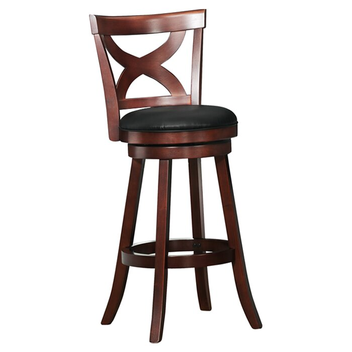 Kingstown Home Wade 29 Quot Swivel Bar Stool Amp Reviews Wayfair