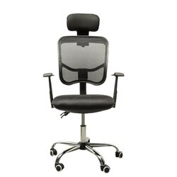 Homcom Mesh Desk Chair Reviews Wayfair