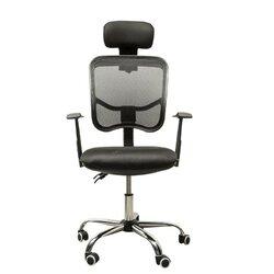 homcom mesh desk chair & reviews | wayfair