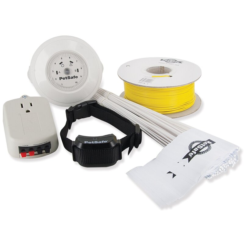 PetSafe® YardMax Rechargeable In-ground Dog Electric Fence & Reviews ...
