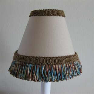 Western lamp shades wayfair western outlaw 11 fabric empire lamp shade aloadofball Image collections