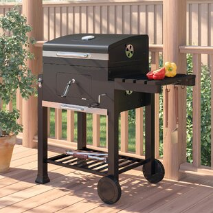 41 6cm Portable Charcoal Barbecue