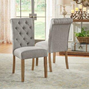 Tufted Cushion Dining Chairs | Birch Lane