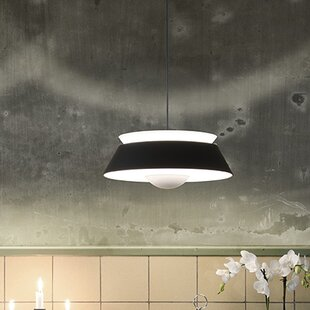 Undercliff 1 Light Plug In Pendant