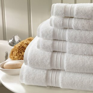 Rayon From Bamboo 6 Piece Towel Set