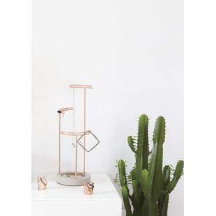 4f76aaad2 Jewelry Stands & Necklace Holders You'll Love in 2019 | Wayfair