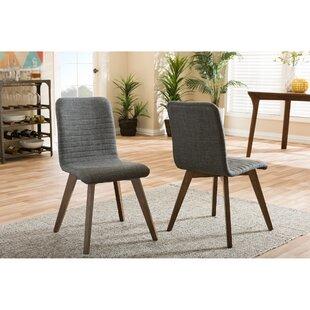 Baxton Studio Parsons Chair (Set of 2)