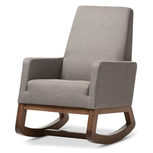 Baxton Studio Rocking Chair by Wholesale Int..