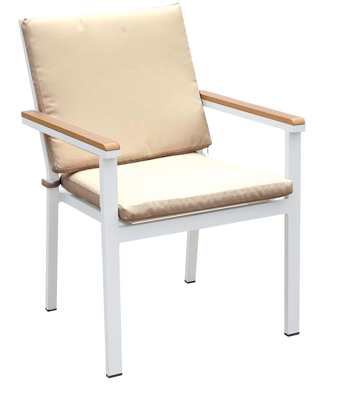 Salter Patio Dining Chair With Cushion