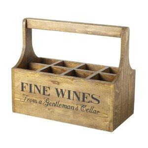 Weinkiste Fine Wines für 8 Fl. von Parlane