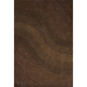 Handmade Brown Area Rug
