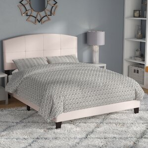 Leblanc Panel Bed by Varick Gallery
