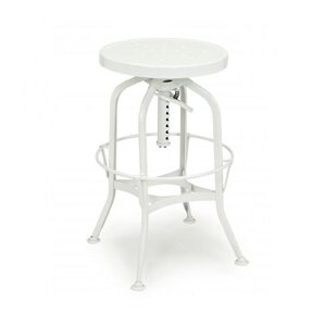 Adjustable Height Swivel Bar Stool by Des..
