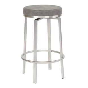 Oresman 26 Swivel Bar Stool (Set of 2)