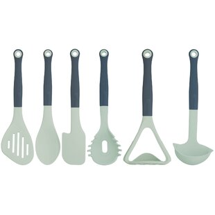 Silicone Kitchen Utensils Set | Wayfair.co.uk