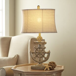 nautical table lamps cheap samana nautical 29 theme lamps wayfair