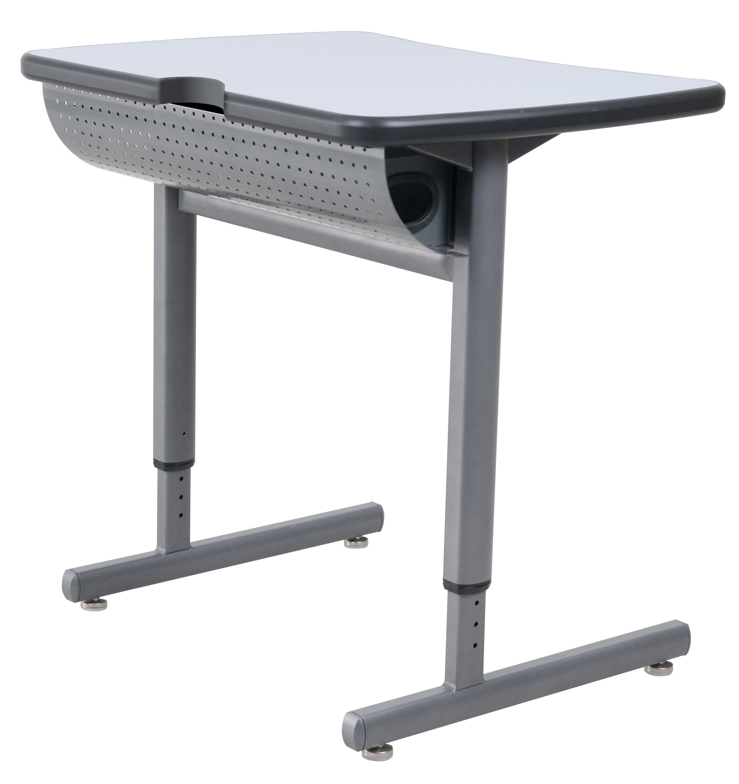Height Adjustable Training Table. By Paragon Furniture