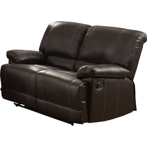 Edgar Reclining Loveseat b..