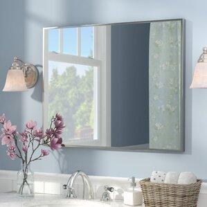 bathroom vanity mirrors. Newland Bathroom Vanity Mirror Mirrors You ll Love  Wayfair