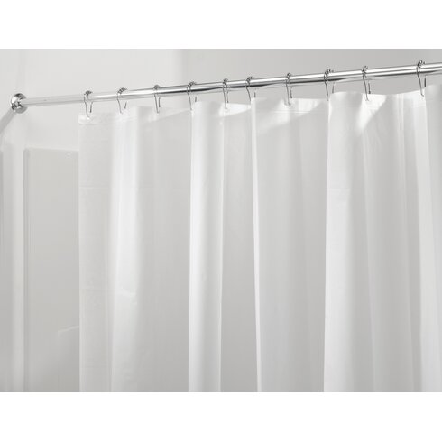 Miner PVC Shower Curtain Liner
