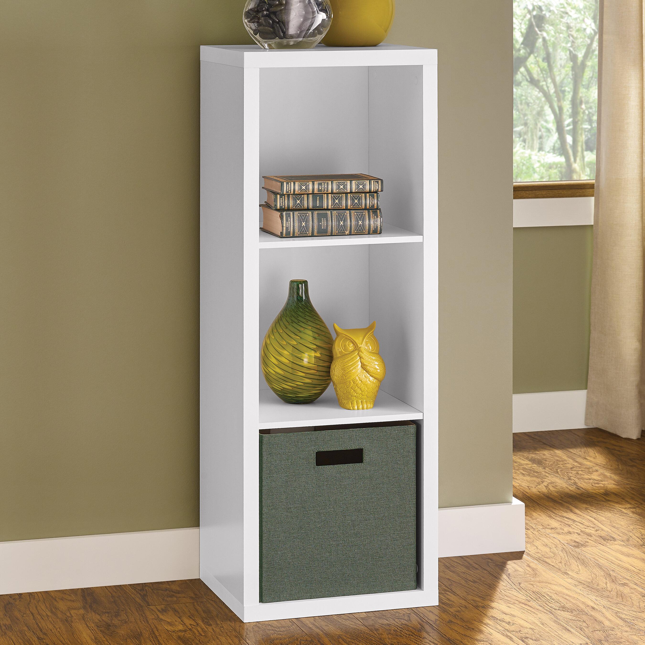 Beau ClosetMaid Decorative Storage Cube Unit Bookcase U0026 Reviews   Wayfair