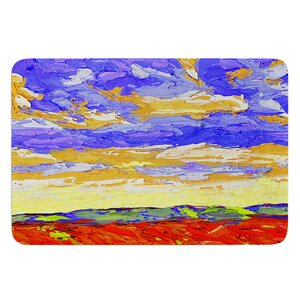 After the Storm by Jeff Ferst Bath Mat