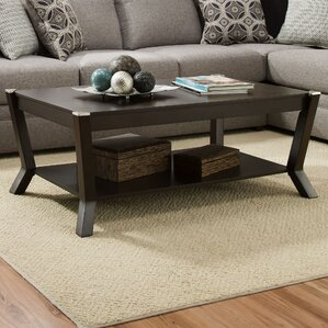 Palmetto Coffee Table by Simmons Casegoods by Latitude Run