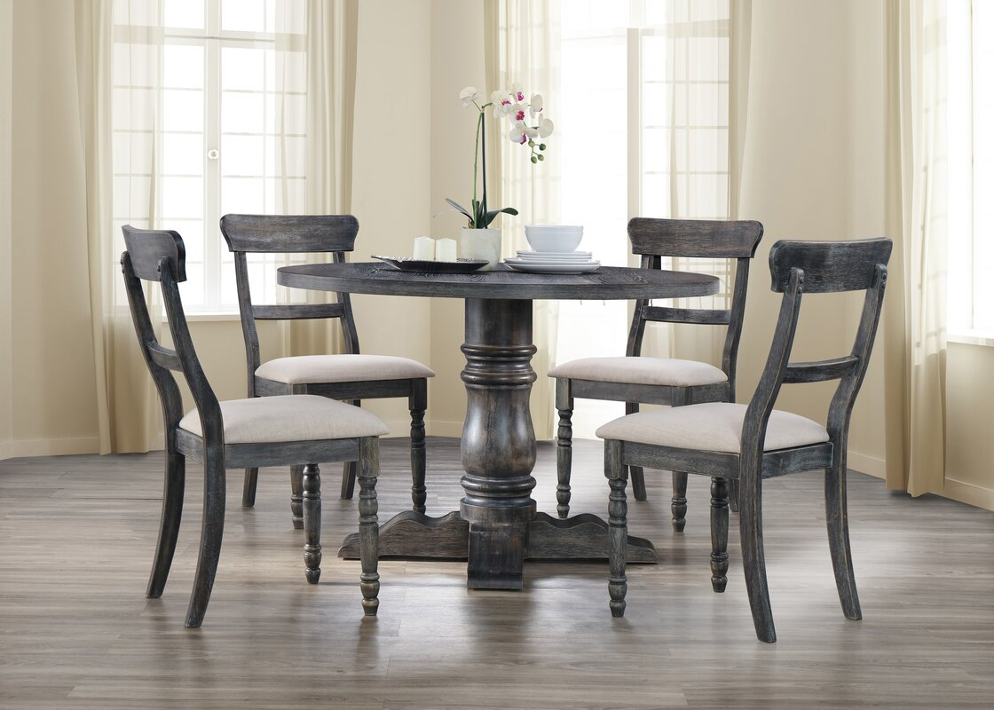 BestMasterFurniture Selena 5 Piece Dining Set & Reviews