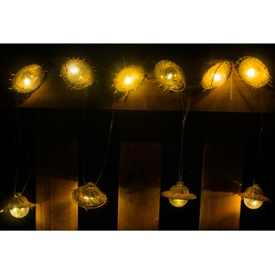 Tiki 10-Light Lantern String Lights  sc 1 st  Wayfair & Tiki Hut Lights | Wayfair