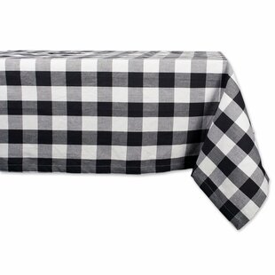 Buffalo Check Tablecloth | Wayfair