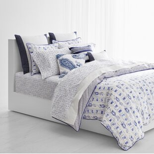 Nora 3 Piece Reversible Comforter Set By Lauren Ralph