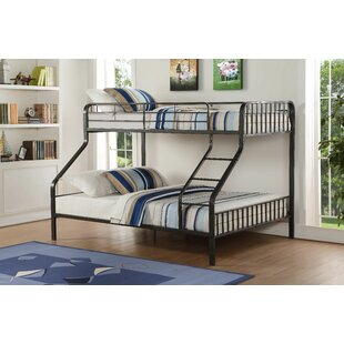 Twin Xl Over Queen Bunk Bed Wayfair Ca