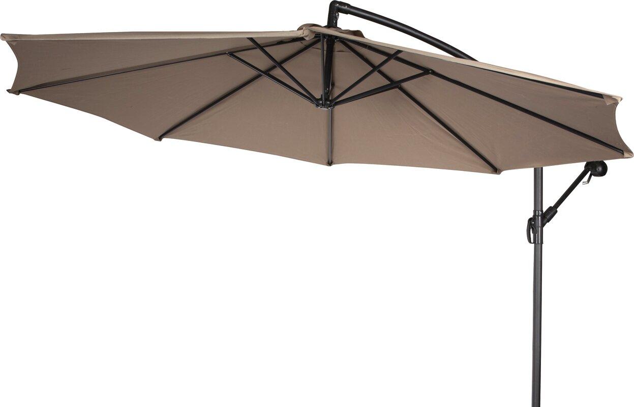 Stockham 10' Cantilever Umbrella